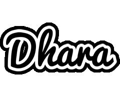 Dhara chess logo