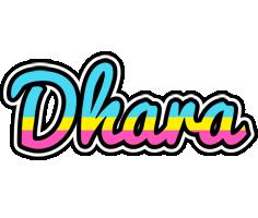 Dhara circus logo