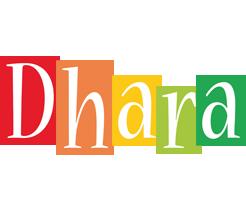 Dhara colors logo
