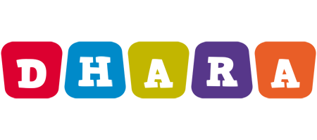 Dhara daycare logo