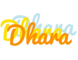 Dhara energy logo