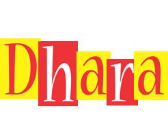 Dhara errors logo