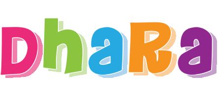 Dhara friday logo