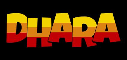Dhara jungle logo