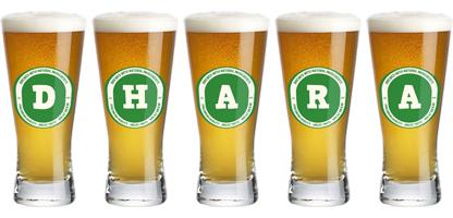 Dhara lager logo