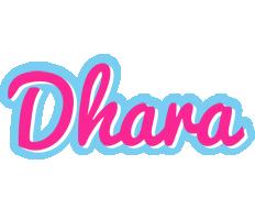Dhara popstar logo