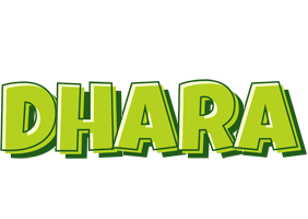 Dhara summer logo