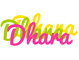 Dhara sweets logo