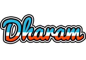 Dharam america logo