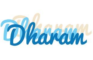 Dharam breeze logo