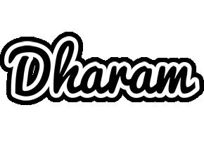 Dharam chess logo