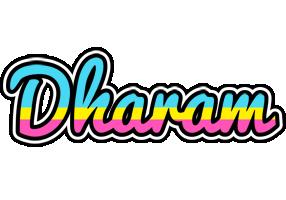 Dharam circus logo