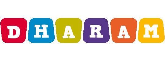 Dharam kiddo logo