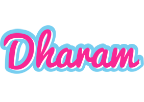 Dharam popstar logo