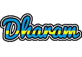 Dharam sweden logo