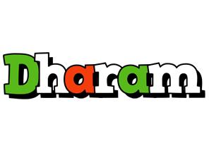Dharam venezia logo