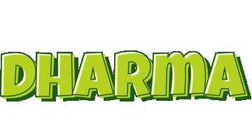 Dharma summer logo
