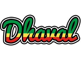 Dhaval african logo