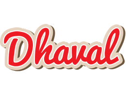 Dhaval chocolate logo