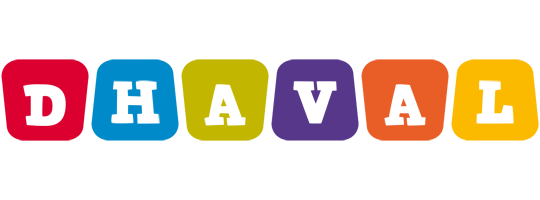 Dhaval daycare logo