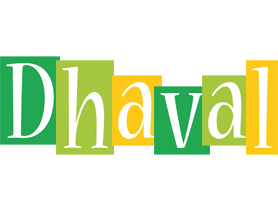 Dhaval lemonade logo