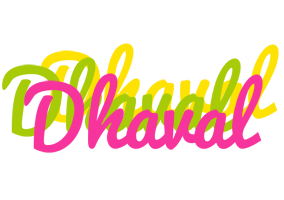 Dhaval sweets logo