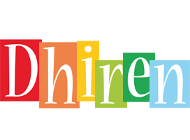 Dhiren colors logo