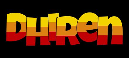 Dhiren jungle logo
