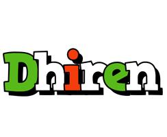 Dhiren venezia logo
