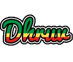 Dhruv african logo