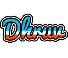 Dhruv america logo