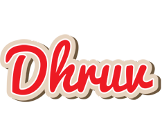 Dhruv chocolate logo