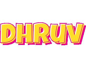 Dhruv kaboom logo