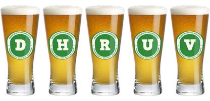 Dhruv lager logo