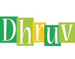 Dhruv lemonade logo
