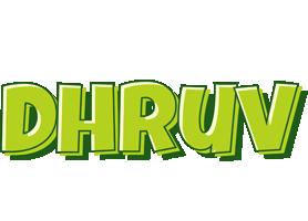 Dhruv summer logo