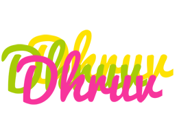 Dhruv sweets logo