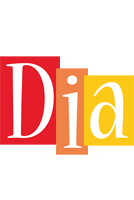 Dia colors logo