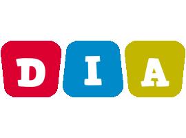 Dia daycare logo