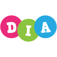 Dia friends logo