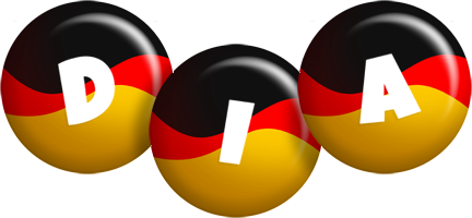 Dia german logo