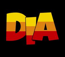 Dia jungle logo