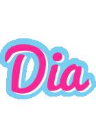 Dia popstar logo
