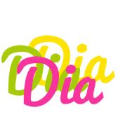Dia sweets logo