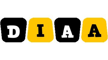 Diaa boots logo