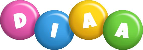 Diaa candy logo
