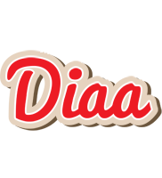Diaa chocolate logo