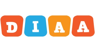 Diaa comics logo