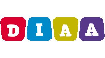 Diaa daycare logo