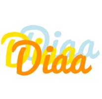 Diaa energy logo